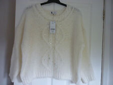 Hip Length Acrylic NEXT Jumpers & Cardigans for Women
