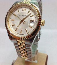 Philip Watch Orologio Donna Collezione Caribe acciaio e PVD Oro R8253107509
