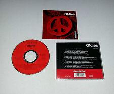 CD  Oldies Vol.2  Jimi Hendrix, The Doors, Frank Sinatra u.a.  16.Tracks  07/16