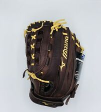 "Nwt Mizuno Franchise Slowpitch Softball Glove 12.5"" Gfn 1250S1 Left Hand Thrower"