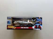 Jada Toys Back to the Future 2 1:24 DeLorean Time Machine (31468)