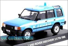 1:43 Polizia italiana / Police - LAND ROVER DISCOVERY 2.5 TDI - 1998 _(11)