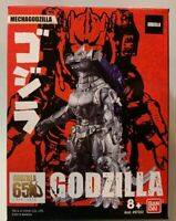 2019 Bandai GODZILLA 65th Ann MECHAGODZILLA 3.5in Mini Figure NEW IN STOCK