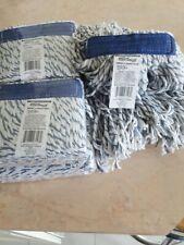 Kleen Handler Bison Life Replacement Mop Head 4 Pack - Free Postage