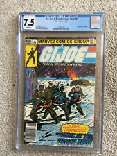 G.I. Joe, A Real American Hero #2 (Aug 1982, Marvel)