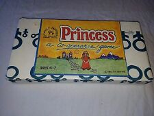 Vintage Princess - A Co-operative Board Game 1986