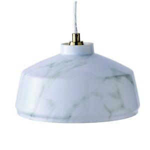 Colours Stratum Marble Effect Pendant Ceiling Light - NEW !