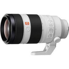 Nuevo Sony FE 100-400mm f/4.5-5.6 GM OSS Objetivos (SEL100400GM)