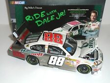 "2008 Dale Earnhardt Jr AMP/Ride Along w/ Junior 1/24 Diecast ""Brushed Metal"" GMC"
