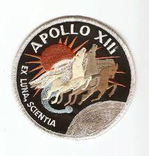 +  APOLLO 13 Aufnäher Logo