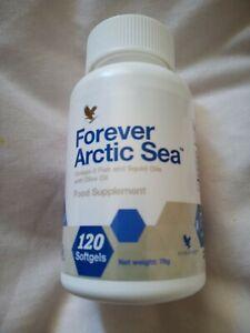 Forever Living Artic Sea Food Supplement 120 Softgels New