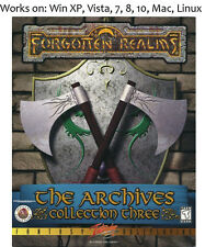 Forgotten Realms: Dungeon Hack + Menzoberranzan PC Mac Linux Game