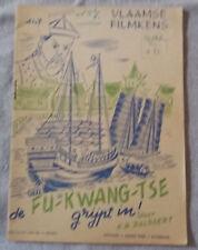 Vlaamse Filmkens N°147 De Fu-Kwang-Tse grijpt in ! Averbode