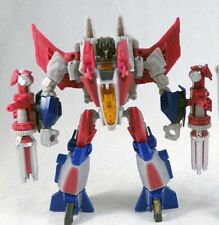 Transformers Fall Of Cybertron STARSCREAM Complete Foc Deluxe Generations