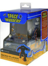 BRAND NEW Space Invaders Collectible MCRO PLAYER Retro Arcade Machine