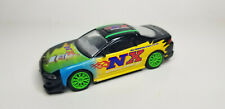 THE FAST AND THE FURIOUS 1995 MITSUBISHI ECLIPSE NX SCALE 1/64 REAR WING MISSING