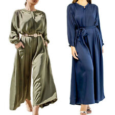 2021 Spring Wide Leg Jumpsuit Women Fashion Long Sleeve Pants Romper Overalls