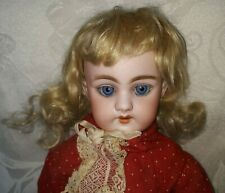 "ANTIQUE BISQUE HEAD COMPOSITION BODY DOLL DEP 17"" ALL ORIG. $99.99"