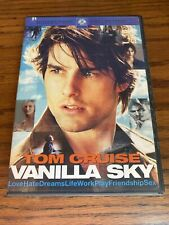 Vanilla Sky (Dvd, 2002, Checkpoint) Like New