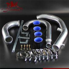 FMIC Intercooler Pipe Piping Kit For Mitsubishi Lancer EVO 7 8 9 4G63 04-07 BK