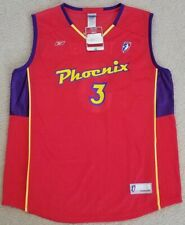DIANA TAURASI WNBA OFFICIAL LICENSED PHOENIX MERCURY REPLICA JERSEY LARGE UCONN