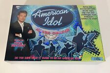 AMERICAN IDOL All Star Challenge DVD Game! New & Factory Sealed!