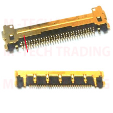 NEW FOR IPAD 2  LCD FPC GOLD PLUG CONNECTOR PART FOR LOGIC BOARD