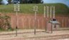Ratio 239 Retaining Wall (35cm) - N Gauge Plastic Kit Railway Model
