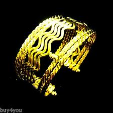 Bollywood Bauchtanz Belly Dance Armspange Armreif Armband Armschmuck gold
