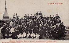 #TORINO: TENENZA CARABINIERI REALI IN SERVIZIO ALL'ESPOSIZIONE 1902