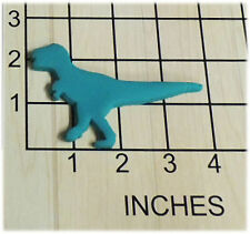 T Rex Dinosaur Shape Fondant Cookie Cutter and Stamp #1421