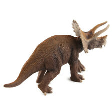 Jurassic Triceratops Realistic Dinosaur Model Toy Figure Kids Birthday Gift Toy