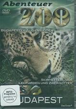 DVD_Schmetterlinge, Leoparden und Zwergotter im Zoo Budapest