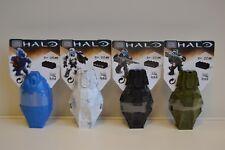 Mega-Bloks HALO  Metallic Series III  Figures   CNC85  4 Stück