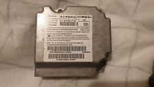 Fiat 500 2008 Airbag ECU 08-15 Metal case 51848079 ref 6