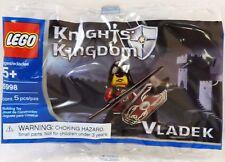 LEGO 5998 Castle Vladek Minifigure Knights' Kingdom II Promotion Set NEW SEALED