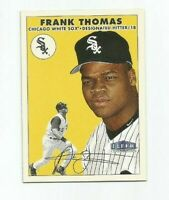 FRANK THOMAS (Chicago White Sox) 2000 FLEER TRADITION CARD #129