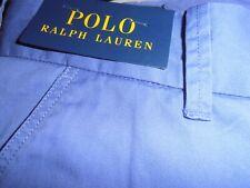 Ralph Lauren Men's Polo Golf  Stretch Cotton Shorts  Size 32 Purple  RRP £110