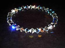 Crazy Sparkle!!  Swarovski Crystal Bracelet