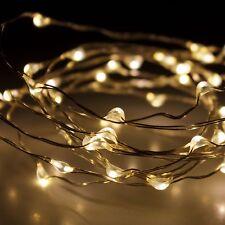 300er LED Lichterkette Kupferdraht 10x3m Weihnachts Aussenbeleuchtung In/Outdoor