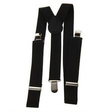 Adjustable Brace Clip-on Unisex Pants Elastic Adult Child Y-back Suspender-Y MI