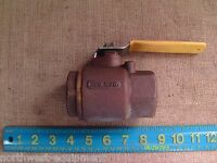 """NEW STAINLESS STEEL APOLLO 70-109-01A 2.5 /"""" BALL VALVE 2 /& 1//2 /"""" Free Shipping!!"""