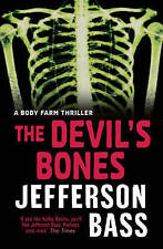The Devil's Bones BRAND NEW BOOK  by Jefferson Bass (Paperback, 2009)