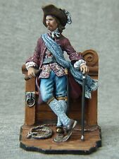 Shcherbakov-HQModels St. Petersburg: Captain William Kidd, 1689. 54mm