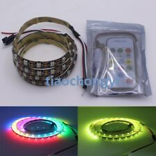 1M 60LED/M SK6812 RGBWW 4 Color in 1 LED 5050 LED strip 5V+SP103E controller