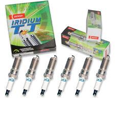 6 pc Denso Iridium TT Spark Plugs for Ford Explorer 3.5L V6 2011-2017 Tune pw