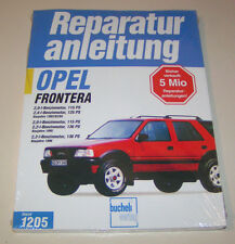 Reparaturanleitung Opel Frontera  - ab Dezember 1992!