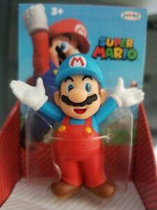 "Super Mario 2.5"" Ice Mario Collectible Figure from World of Nintendo 2020 db"