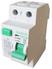 Interruttore differenziale SR6HE 2P 40A/30mA AC FI interruttore Salvavita