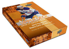 2016-17 Upper Deck Series 1 Hockey Hobby Box Auston Matthews Young Guns?